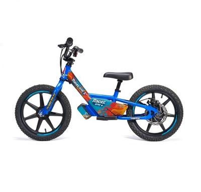 Rower elektryczny dziecięcy ebike hulajnoga pojazd