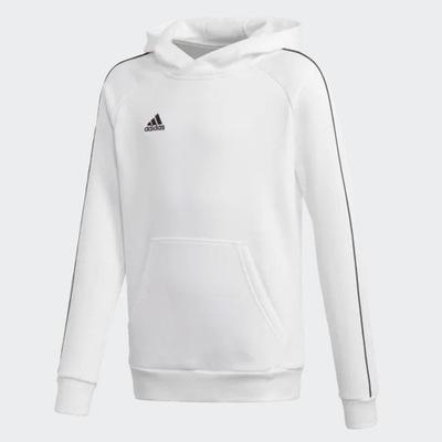 Bluza ADIDAS CORE 18 Hoody Junior FS1891 - 164 cm
