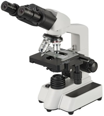 Bresser Mikroskop Researcher BINO 40x-1000x NV
