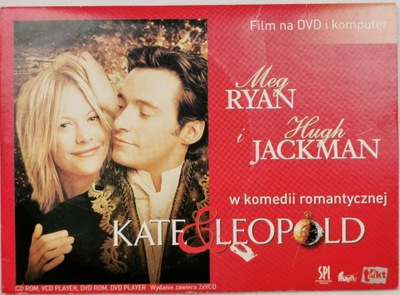 VCD KATE LEOPOLD