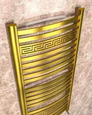 Grzejnik Greek 950/570 ZŁOTY