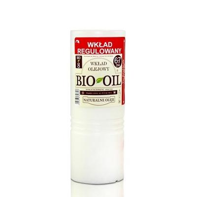 Wkład do zniczy BIO OIL 8 (20 sztuk) 18-28cm 168h