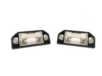 ПОДСВЕТКА LED (СВЕТОДИОД ) НОМЕРА X2 VW PASSAT B5 96-00