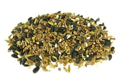 корм зимний для диких птиц зерно корм 10 кг