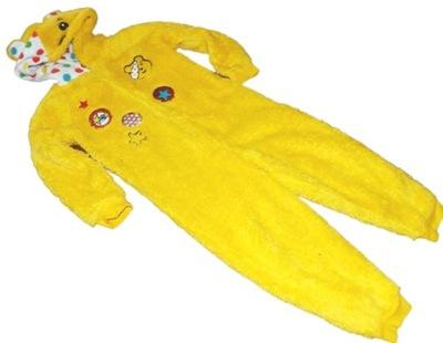 Piżama kombinezon George Miś Pudsey plusz 98-104 \