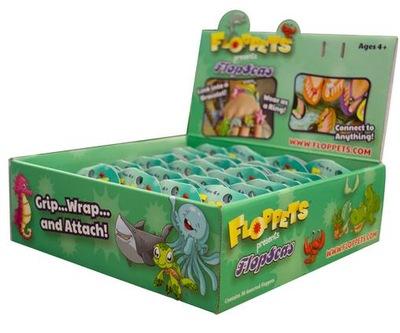 Rzepki morskie zielone - Floppets