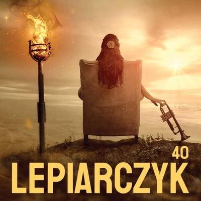 Krzysztof Lepiarczyk - 40 (CD)
