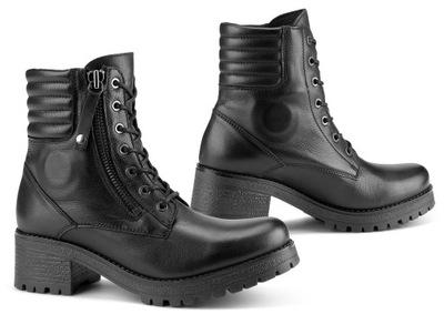 Damskie buty motocyklowe FALCO r.37, Okazja 8453557612