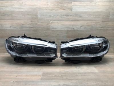 BMW X5 G05 X6 F16 ФАРЫ ПЕРЕД FULL ADAPTIVE LED (СВЕТОДИОД )
