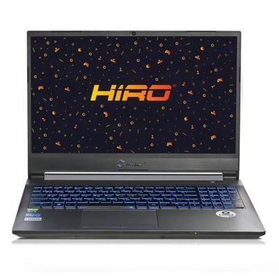Laptop do gier HIRO N560 15.6'' 144Hz I7-10870H