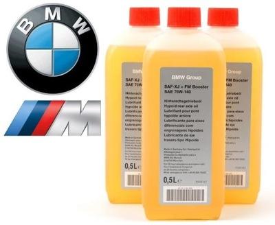 NUEVO CON ACEITE PRZEKLADNIOWY SAF-XJ BMW 75W-140 ASO