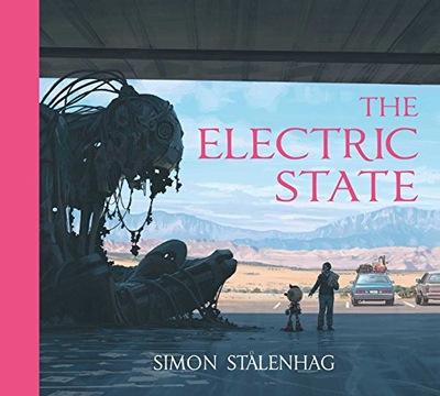 The Electric State Stalenhag Simon