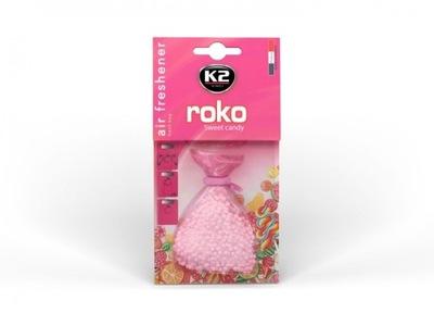 K2 ROKO Sweet Candy Zapach samoch woreczek 20 g