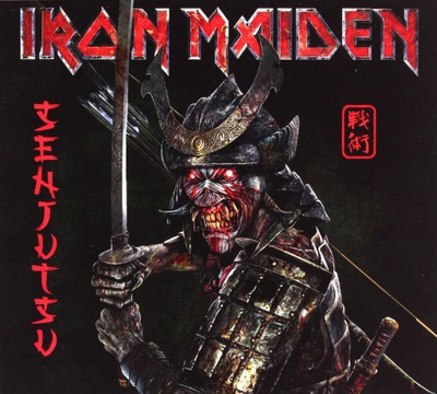 IRON MAIDEN: SENJUTSU (DIGIPACK) (2CD)