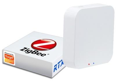 Коммутатор Шлюз ZigBee Wi-fi TUYA Smart Life