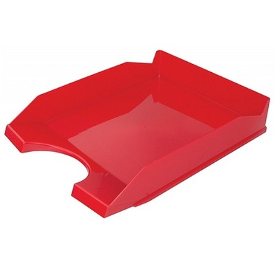 Szuflada na biurko OFFICE PRODUCTS A4 Czerwona