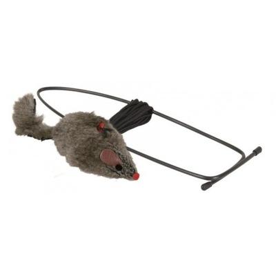 TRIXIE mysz na gumce 4065