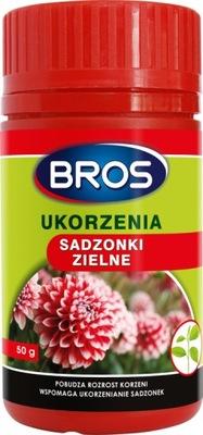 Укоренение черенков травянистых Bros +