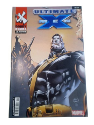 ULTIMATE X-MEN 2/6 DK 6/2004 - stan kolekcjonerski