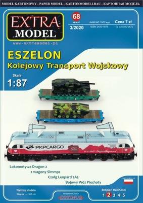 Eszelon - Транспорт Wojskowy_Extra Модель__НОВИНКА!!!