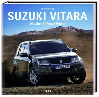 Suzuki Vitara 1988-2008 - album / historia (Lang)