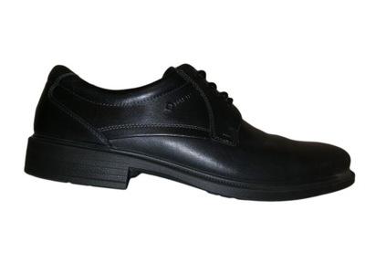 Skórzane buty Ecco z Gore-tex. Stan idealny. 45