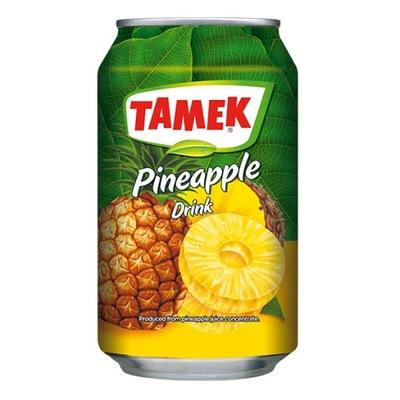 TURTAMEK НЕКТАР АНАНАС 330 Турецкий напиток