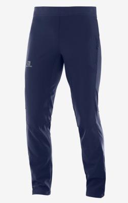 Spodnie do narciarstwa biegowego SALOMON RS Softshell Black 2019