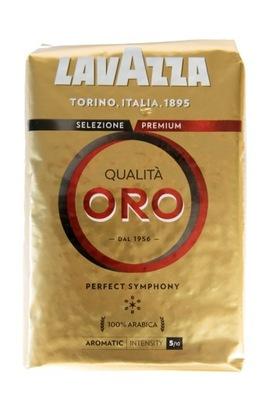 кофе Lavazza Qualita Oro 1кг ? зернах 1000g