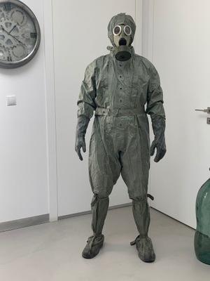 костюм PRZECIWCHEMICZNY OP1 L2 маска MC1 R3