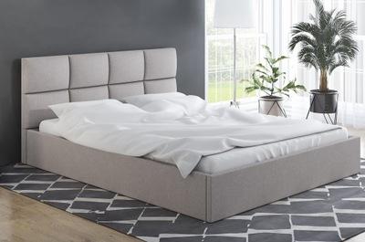 кровать мягкая 160х200 PIERO КАРКАС металлический