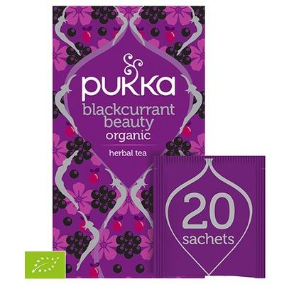 PUKKA BLACKCURRANT BEAUTY BIO 20 TOREBEK