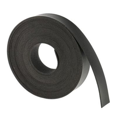 Skórzany pasek 5 metrów PU - czarny