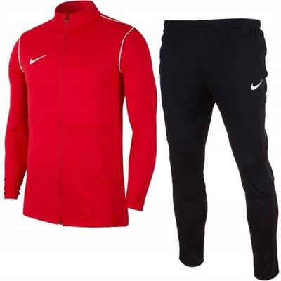 Dres Nike Dry Park 20 komplet męski zielony r S