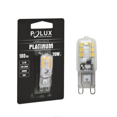 Лампа LED G9 2 ,5W 3000k Polux
