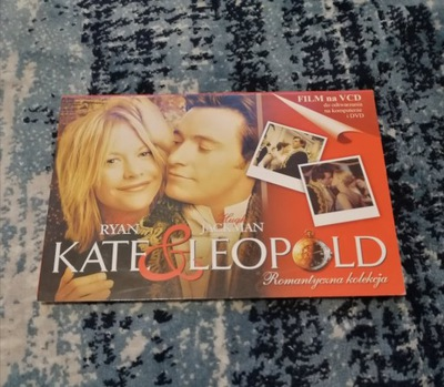 KATE I LEOPOLD VCD
