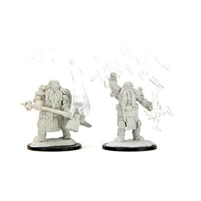DnD Nolzur Marvelous Miniatures Male Dwarf Cleric