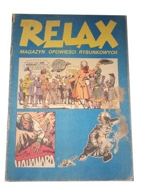 RELAX nr. 18 wyd. I 1978 r.