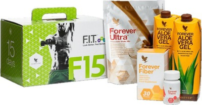 Forever F.I.T. F15 ULTRA Chocolate dieta 15 dni