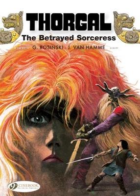 Van Hamme - Thorgal Vol 0 The Betrayed Sorceress