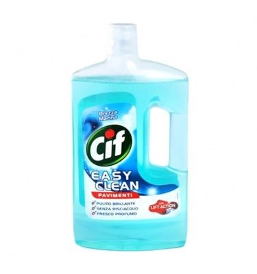 Cif easy clean morski płyn czyszczący 1l