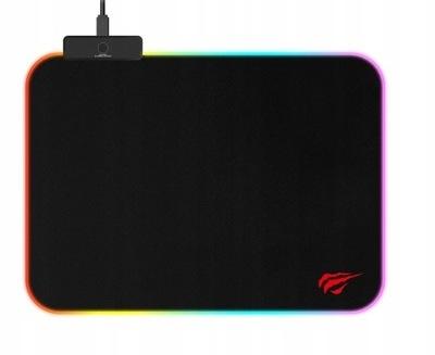 Havit Podkładka Pod Mysz MP901 RGB 36x26 10 Trybów