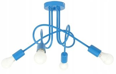 LAMPA SUFITOWA ŻYRANDOL DZIECIĘCY KOLORY DO WYBORU