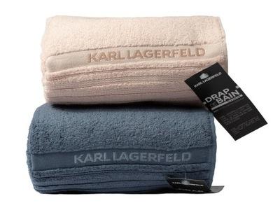 RĘCZNIKI KARL LAGERFELD Komplet Zestaw Ręczników 2