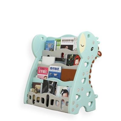 Стеллаж Żyrafka шкаф для книг игрушки ЛИЛИ-STAR