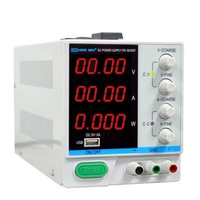 Zasilacz laboratoryjny precyzyjny 30V 10A PS3010DF