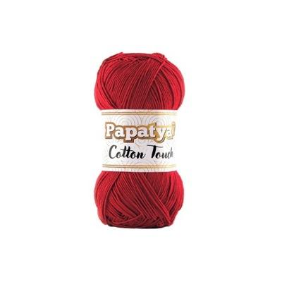 Włóczka Papatya Cotton Touch kol. 1030 50g-150m