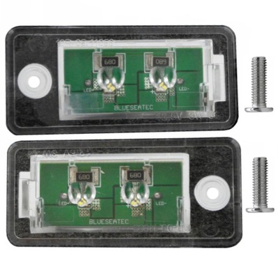 ПОДСВЕТКА LED (СВЕТОДИОД ) OSRAM 10W AUDI A3 A4 B6 B7 A6 C6