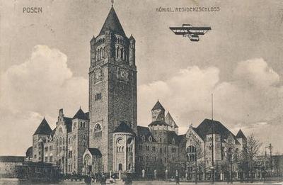 Poznań Posen Zamek 0351