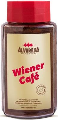 ALVORADA Wiener кофе растворимая INSTANT 200г